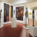 Galerie23, Eröffungsfeier / Foto: Nicola Rübenber